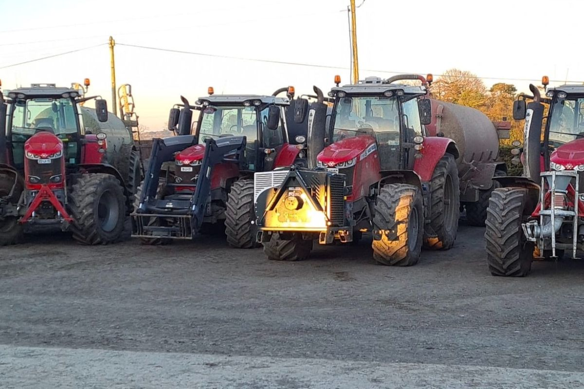 Tullyallen Agri Services, agricultural contracting, agricultural contractors, farming news, tractors