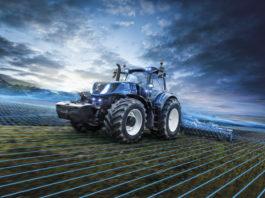 New Holland, tractors, farm machinery
