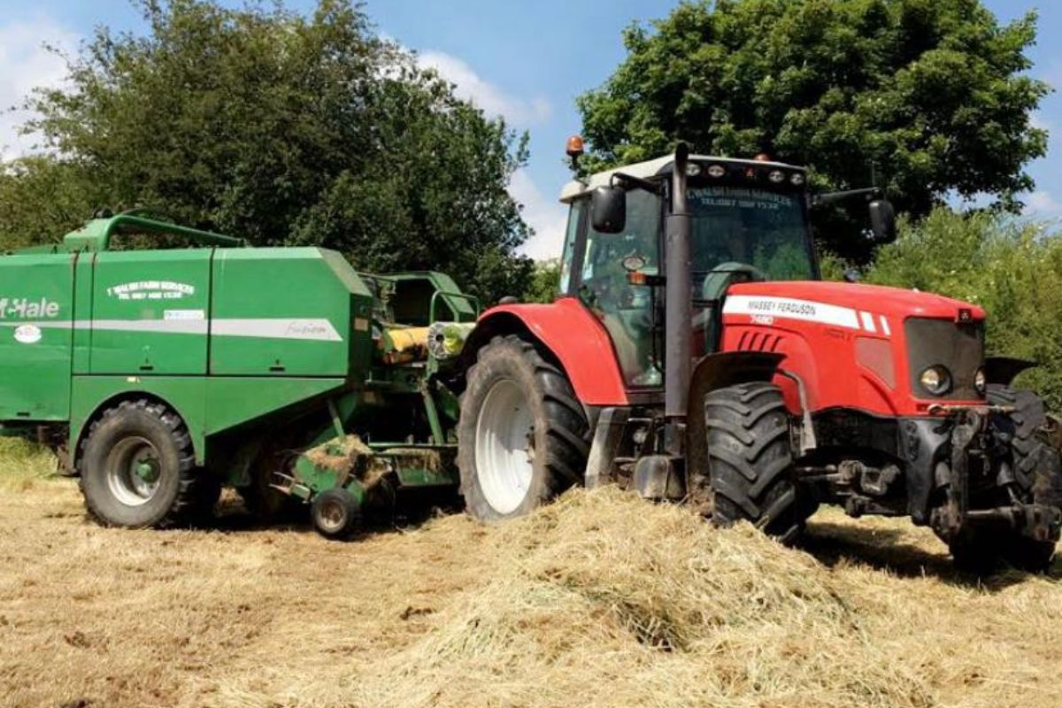 Tommy Walsh Agri Services, agricultural contracting, agricultural contractors,