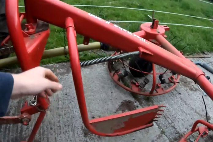 I Do Agri, farm machinery, tractor video