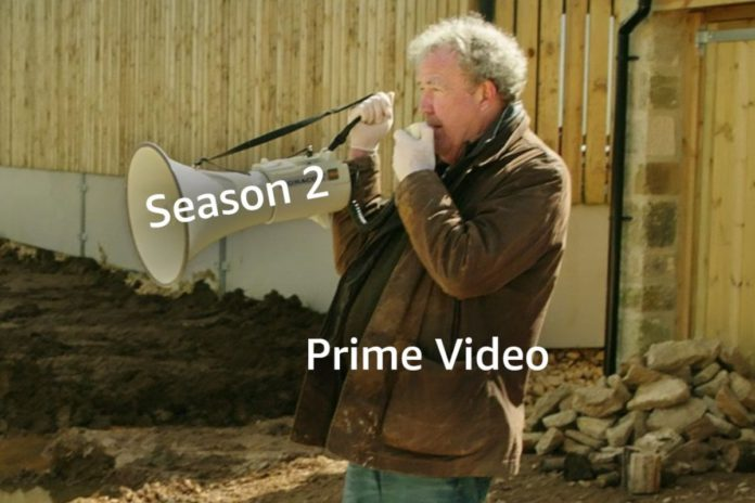 Amazon Prime Video, Clarkson's Farm