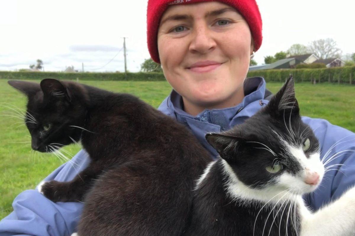 women in ag, farm girls, suckler farming, agri careers