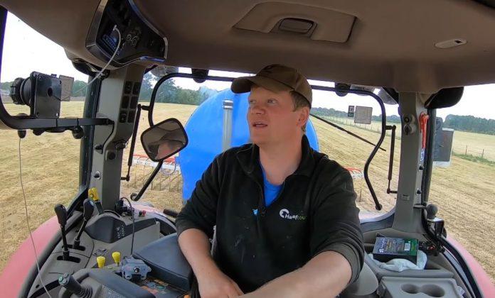 Tom Pemberton Farm Life, farming news, farming videos, machinery, tractor videos