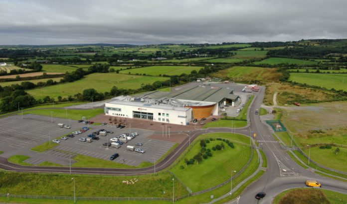 Corrin Event Centre, machinery auction