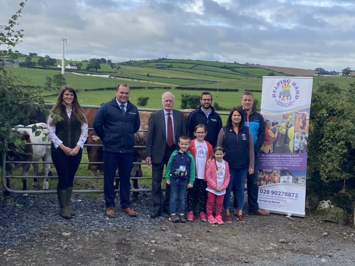 NI Beef Shorthorn Club, family events, Northern Ireland