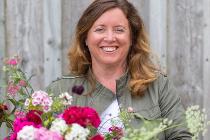 Tara Hill Flowers, owned by Aine Kinsella