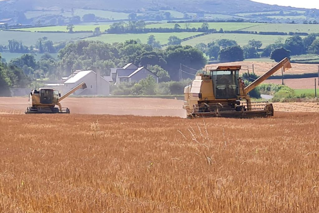 Tullyannon Agri in Donegal offers services including spraying, fertiliser spreading, harrowing, ploughing, sowing, bale stacking, mulching, and hedge-cutting.