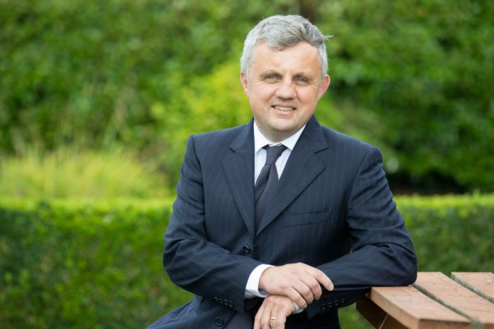 Dr George Ramsbottom - Teagasc - 72nd president of the ASA (Agricultural Science Association)
