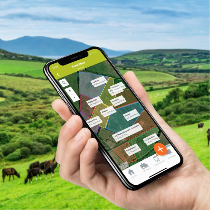 Farm Maps by Herdwatch enables farmers to map their farms for free in a manner of minutes. Herdwatch has launched the service to provide a simple way for farmers to create maps of their farms using satellite imagery directly on their phones.