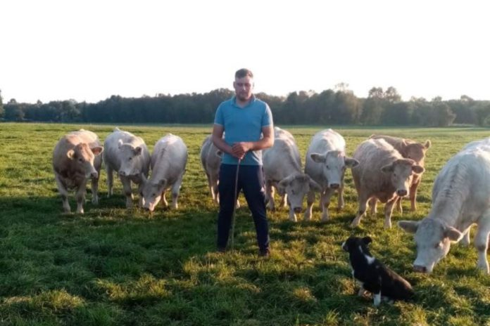 In 2019, James Mulligan from Carbury, established his livestock haulage business, Mull Farm Services, and obtained his jeep and trailer (BE) licence.