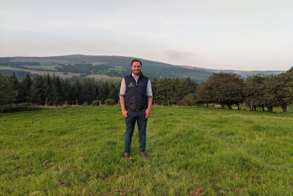 Suckler and sheep farmer, Mark Roche, an electronics and communications engineering graduate, discusses his role with ag-tech company, Moocall.