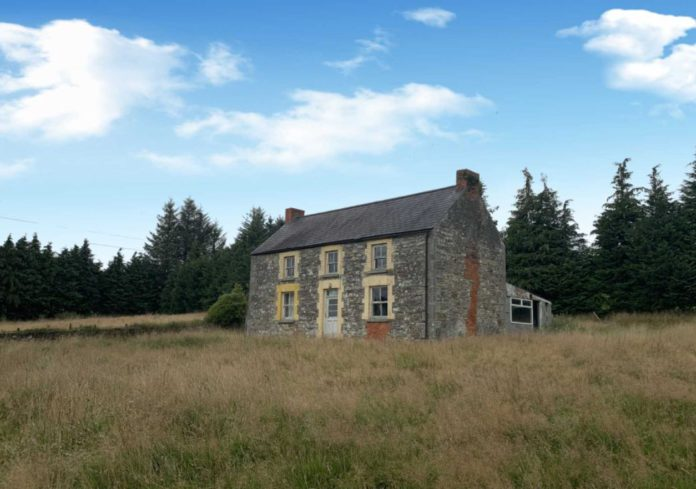 """Quinn Property will offer an 82-acre residential farm in Wicklow for sale through a hybrid auction at Carnew Mart next month. According to the selling agent, the farm in Craffield, Aughrim is """"suitable for most agricultural enterprises""""."""