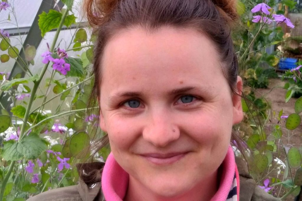 Flower farmer, Ali Franks of Clonakenny Flower Farm, Ireland on ditching cheffing during the Covid-19 pandemic and parenting three kids.