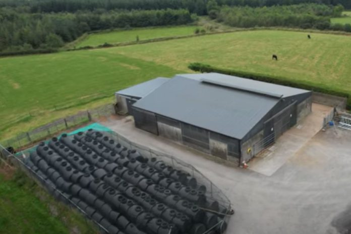 65ac 'state-of-the-art carbon neutral farm on market for €600k