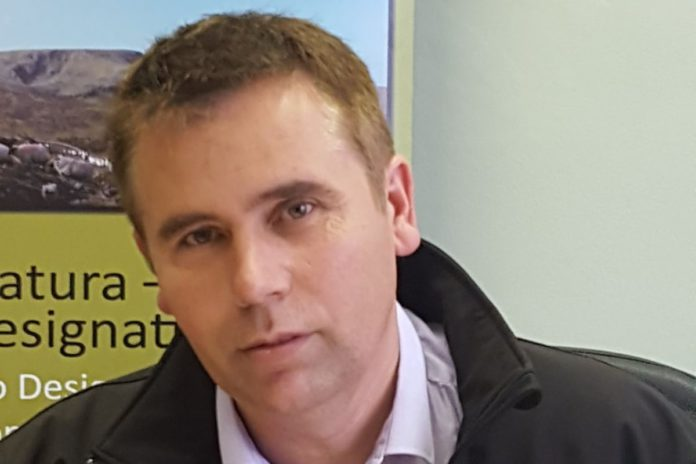 Vincent Roddy will succeed Colm O'Donnell as president of the Irish Natura & Hill Farmers' Association (INHFA) later this month. He will take up his new seat of office at the farm group's AGM on September 27th, 2021.