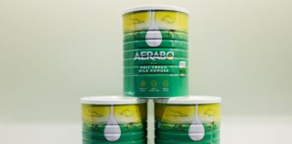 Dairygold has launched Aerabo, a new range of premium milk powders for the Asian market, carrying the Bord Bia verified grass-fed accreditation logo.