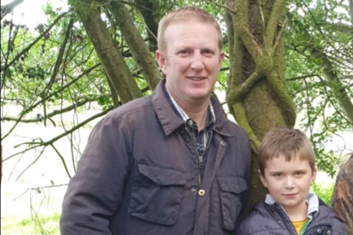 Derek Robinson's first aid knowledge saved his son's life. In May 2019, the Co Tyrone poultry farmer had just received a new batch of chickens. His son, Ben, then aged six, was excited about seeing the new chickens, so he came with his father to look.